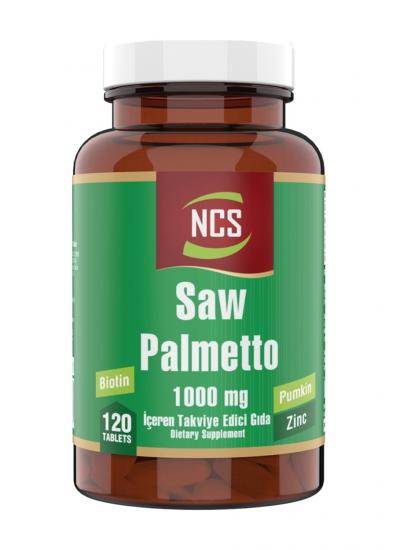 NCS SAW PALMETTO 120 TABLET
